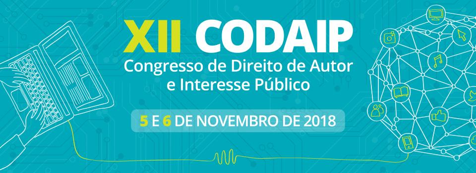XII Congresso de Direito de Autor e Interesse Público