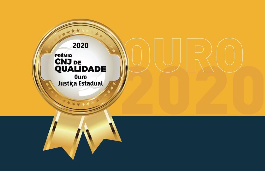 """TJPR recebe do CNJ o """"Prêmio Qualidade Ouro"""""""