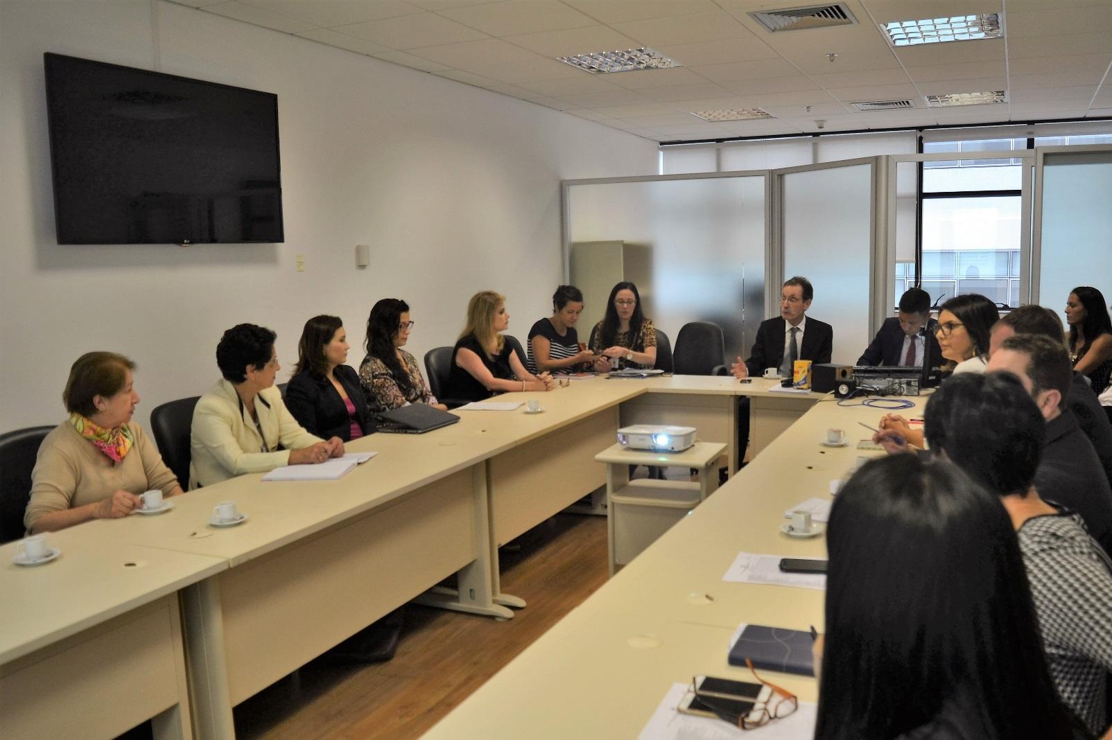 TJ-PR e órgãos estaduais iniciam a execução do Projeto Mulheres Livres, do Ministério da Justiça
