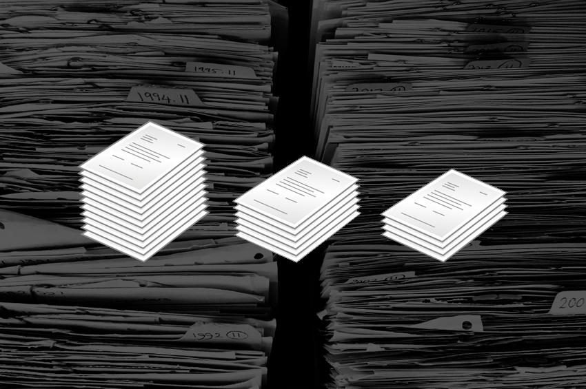 1ª Vara de Execuções Fiscais de Londrina conclui a digitalização de todo o acervo processual