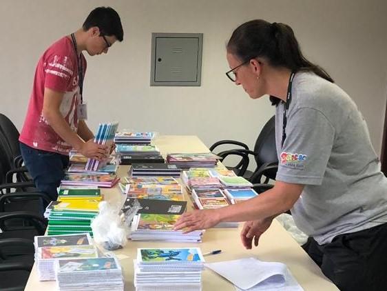 Vara da Infância e Juventude de União da Vitória arrecadará materiais escolares até segunda (18/2)