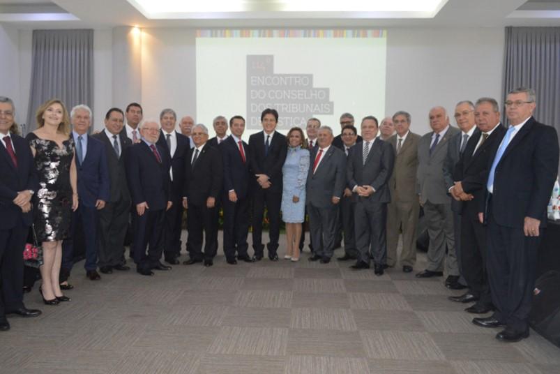 Presidente do TJPR participa do 114º Encontro do Conselho dos Tribunais de Justiça