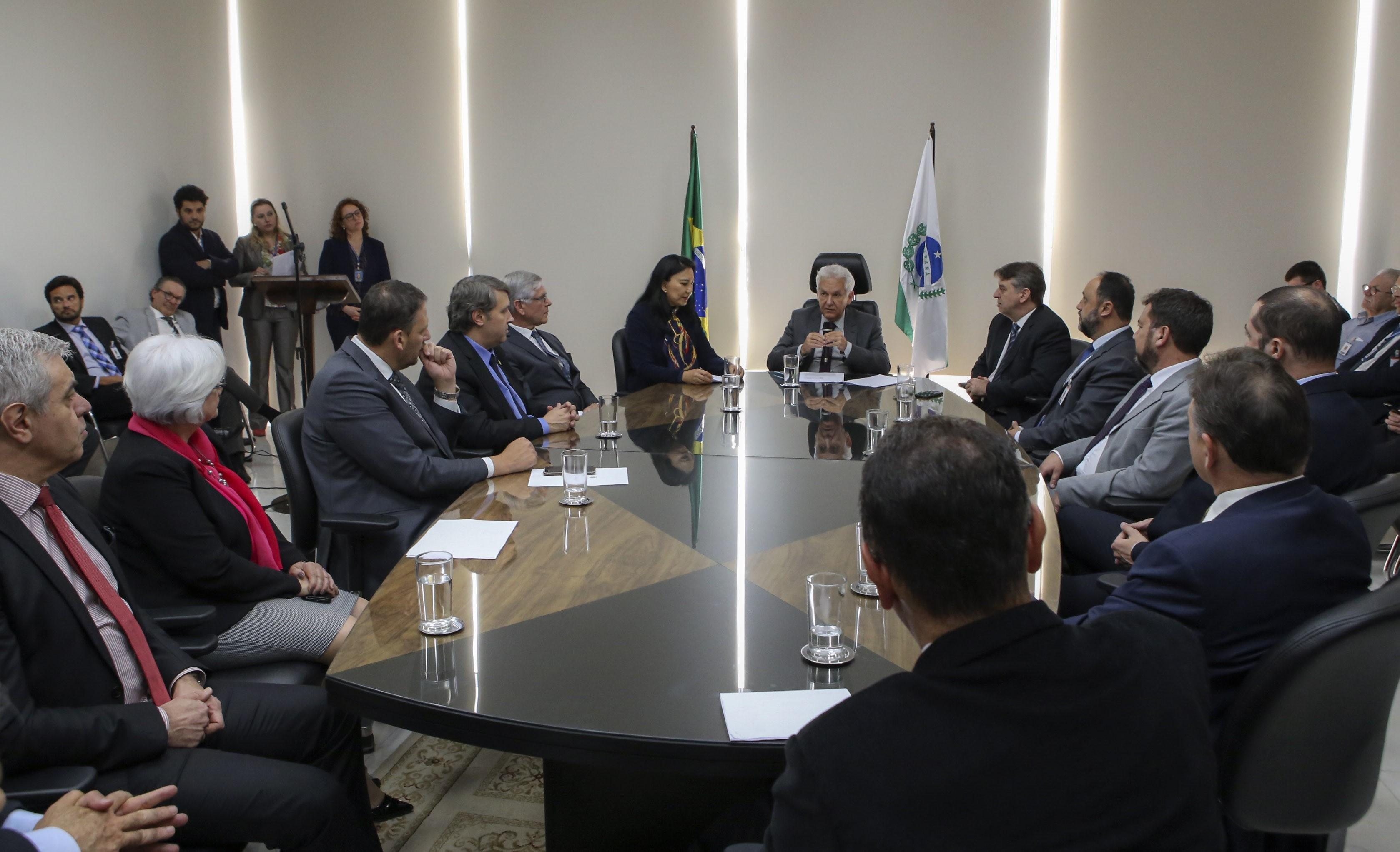 TJPR e órgãos estaduais firmam convênio para implantar biometria no Foro Extrajudicial