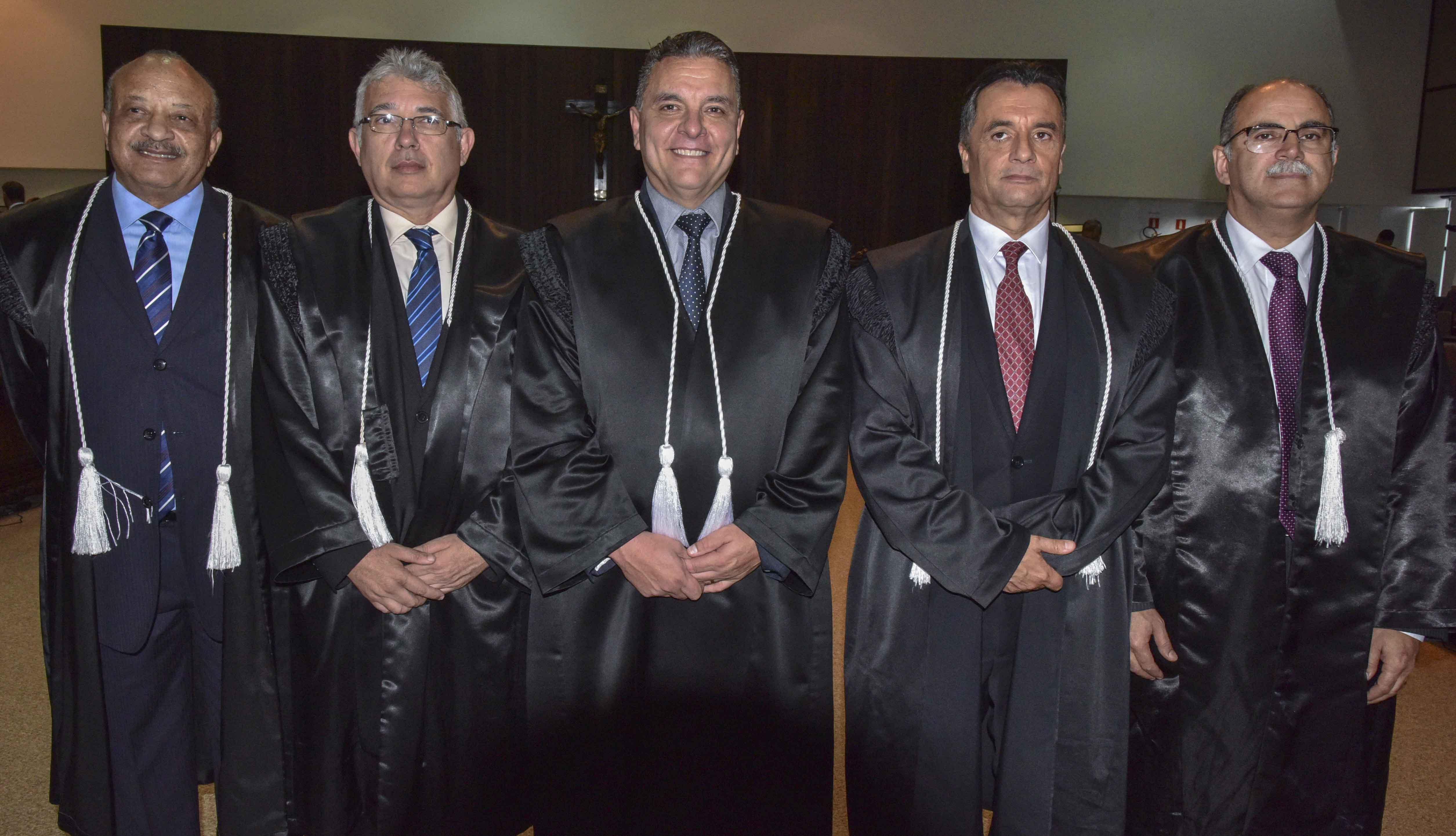 TJPR tem nova cúpula diretiva para o biênio 2019-2020