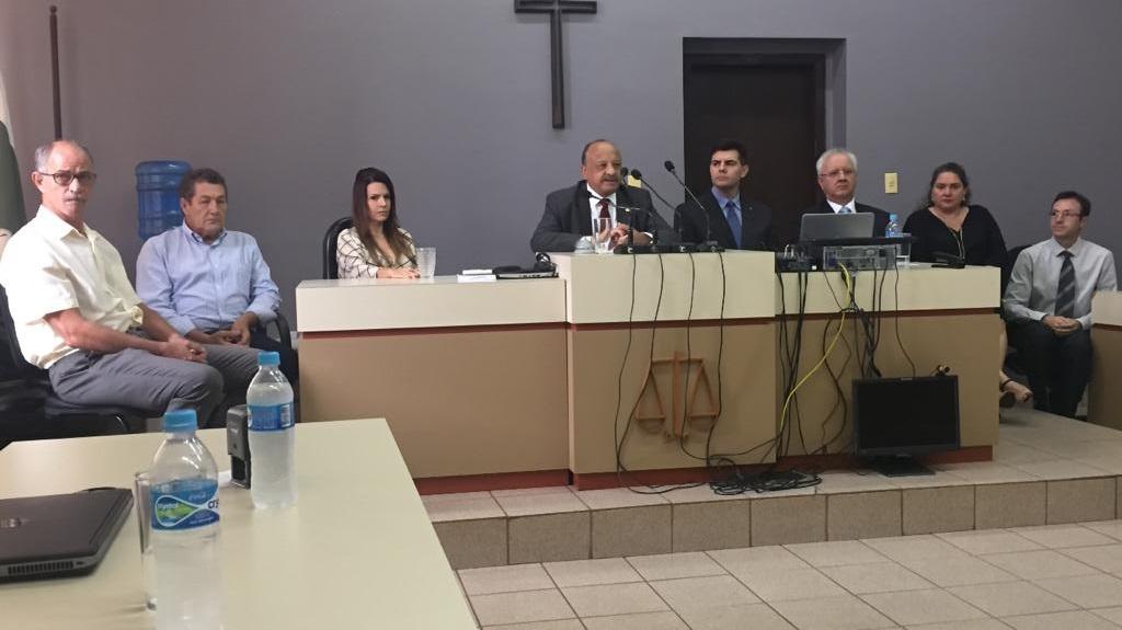 Corregedoria-Geral da Justiça realiza Correição nas Comarcas de Palotina, Toledo e Santa Helena