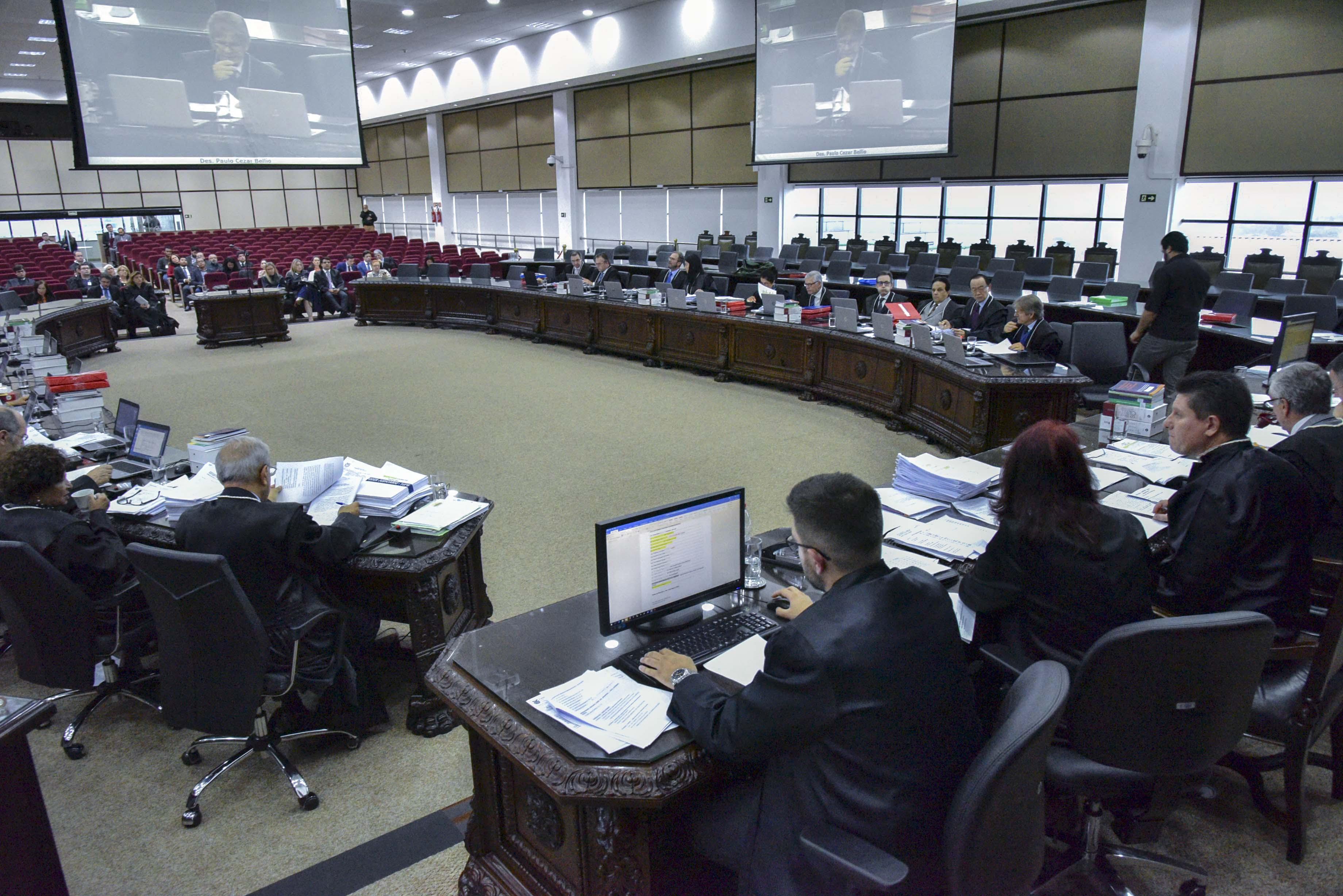 Tribunal realiza primeira Seção Cível com processos digitais
