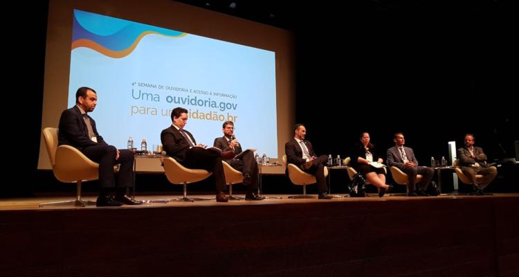 Ouvidoria do TJPR participa de evento promovido pela Controladoria-Geral da União