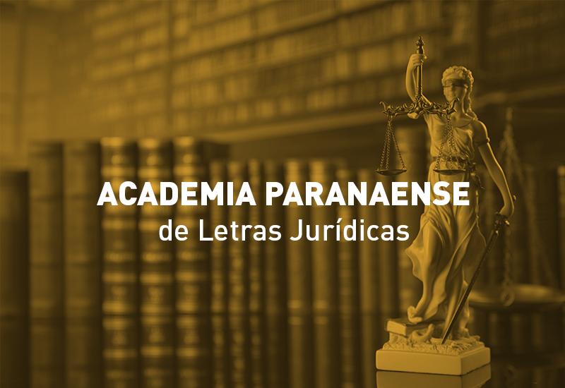 Presidente do TJPR é eleito membro da Academia Paranaense de Letras Jurídicas