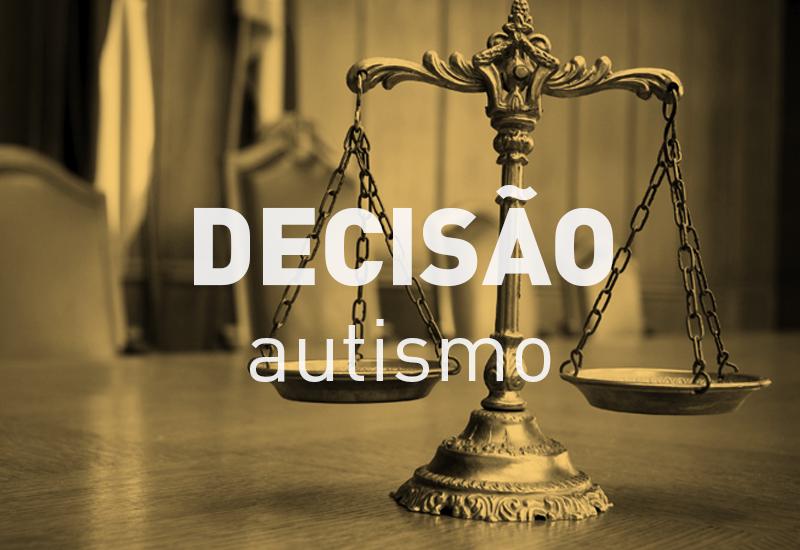 Justiça determina que o Estado custeie o tratamento de uma criança autista