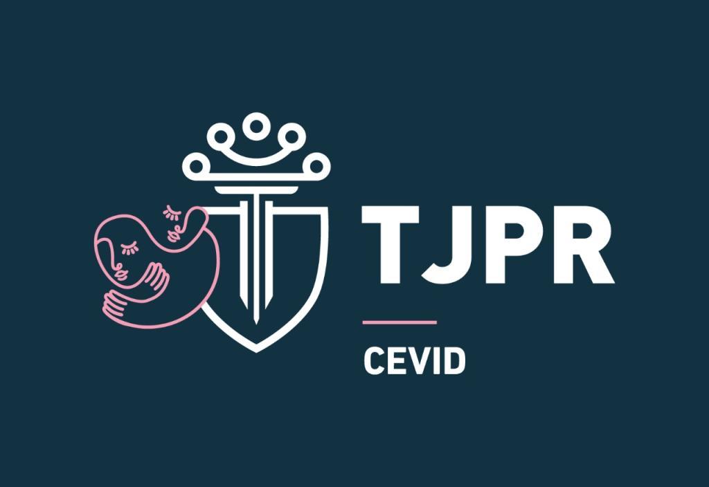 CEVID e Presidente do TJPR realizam reunião para alinhar ações do Judiciário voltadas ao enfrentamento da violência contra a mulher