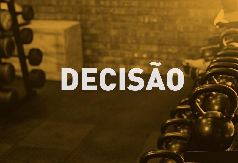 COVID-19: Justiça estadual nega pedido de reabertura de academias em Curitiba