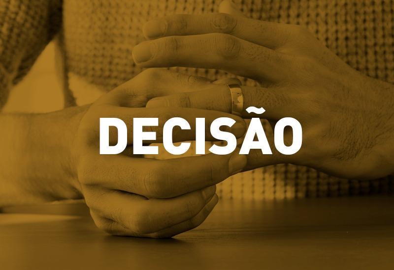 Homem pede autorização da Justiça para concretizar divórcio unilateral