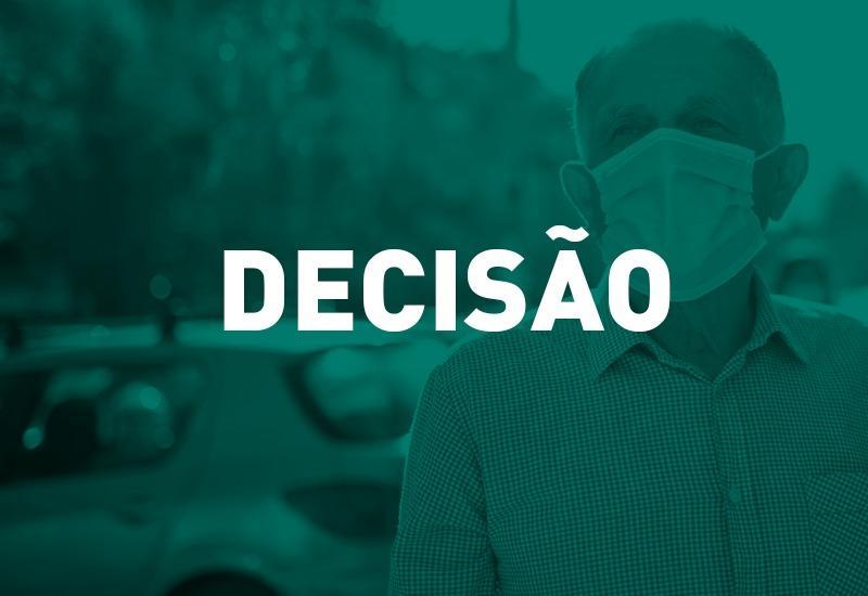COVID-19: Idoso consegue na Justiça o direito de acessar estabelecimentos de serviços essenciais