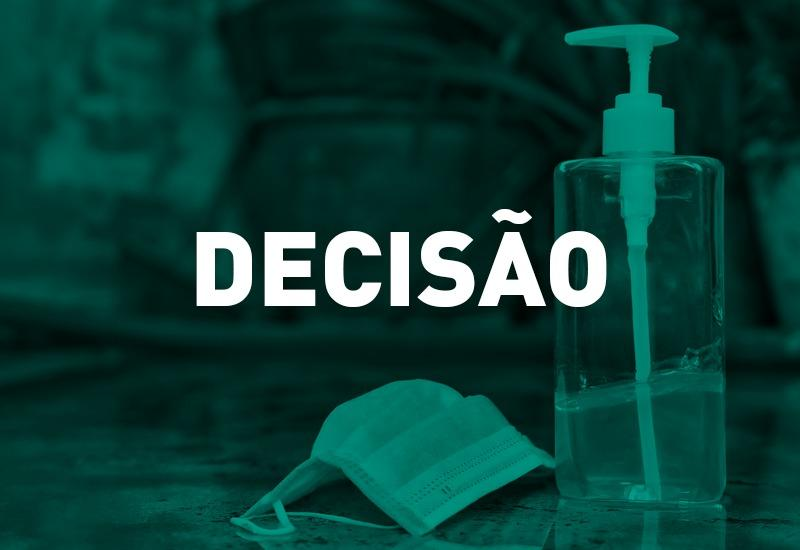 COVID-19: Mulher deverá pagar R$ 700 por ter desrespeitado as medidas de isolamento durante a pandemia