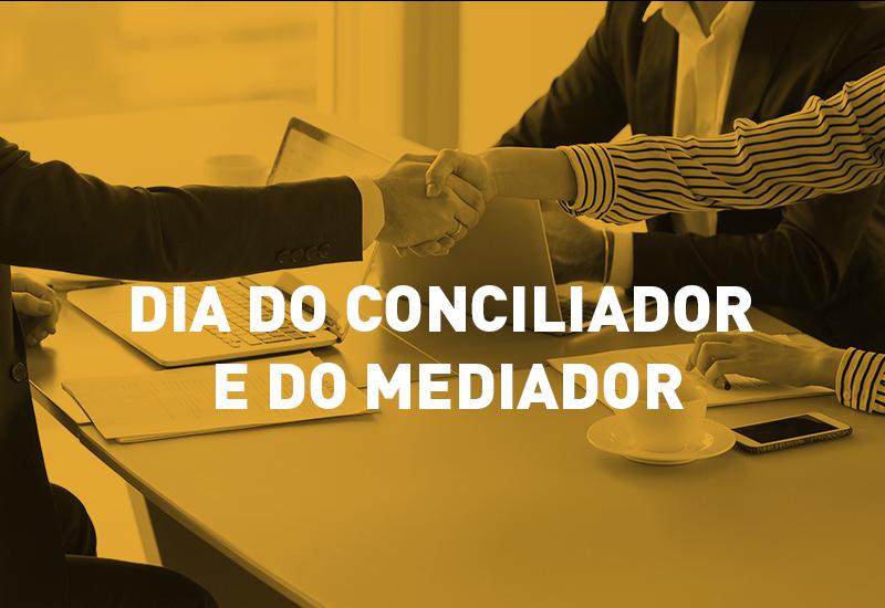 Lei Estadual define o 5 de maio como o Dia do Conciliador e do Mediador Judicial e Extrajudicial