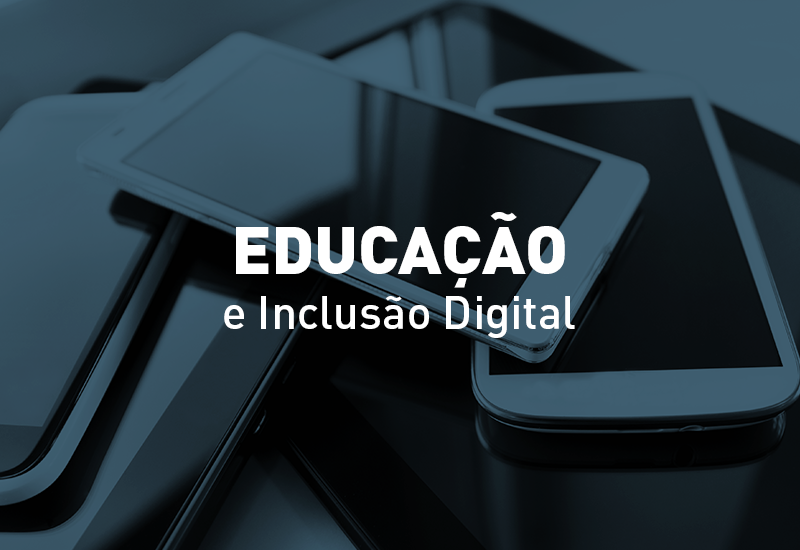 Teste correção template - Iniciativas do Judiciário paranaense levam aparelhos eletrônicos para alunos de baixa renda
