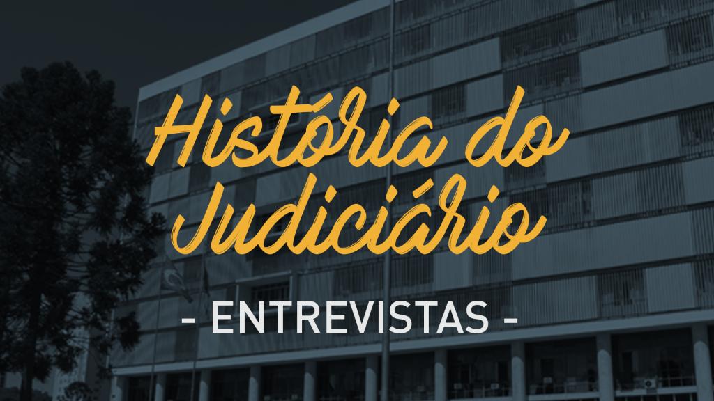 TJPR inicia uma série de entrevistas com os Desembargadores da Corte paranaense
