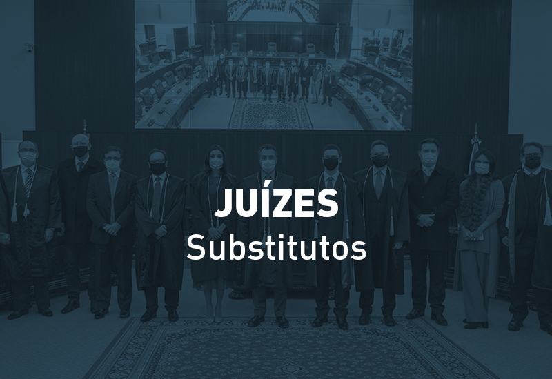 Tribunal de Justiça empossa dois Juízes Substitutos