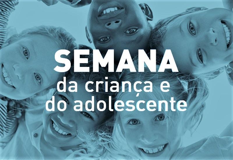 """CONSIJ promove a """"Semana da Criança e do Adolescente"""""""
