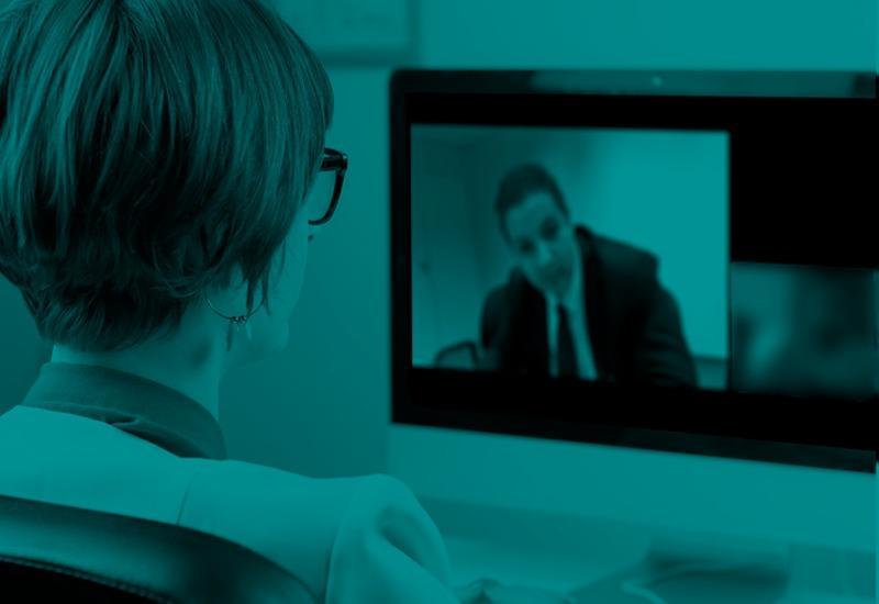 COVID-19: Vara Criminal de Pinhais ouviu mais de 200 pessoas por videoconferência