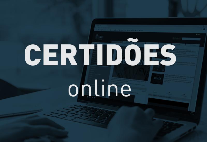 Site do TJPR permite a emissão de certidões referentes ao pagamento de precatórios por Entes Públicos