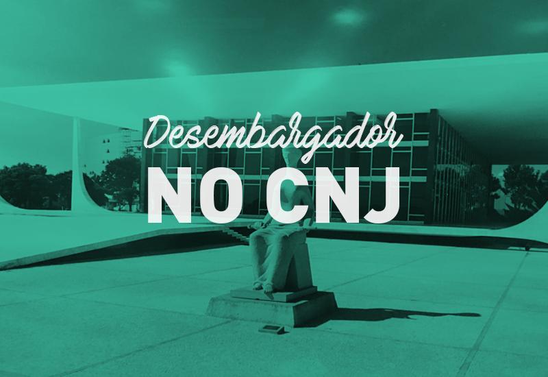 STF indica Desembargador do TJPR para Conselheiro do CNJ