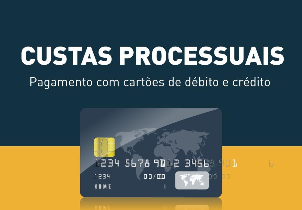 Custas processuais no TJPR poderão ser pagas com cartões de débito e crédito