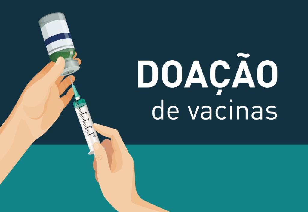 TJPR doa lote de vacinas ao governo estadual