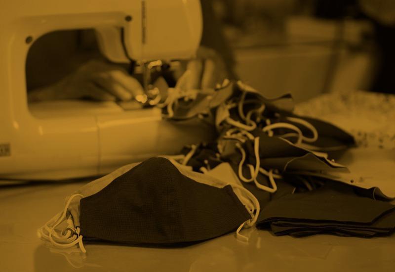 COVID-19: Presos da Cadeia Pública de Ibaiti confeccionaram mais de 12 mil máscaras faciais