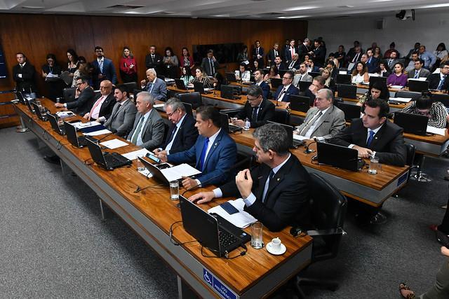 CCJ do Senado aprova indicação do Desembargador Luiz Fernando Tomasi Keppen para vaga de Conselheiro do CNJ