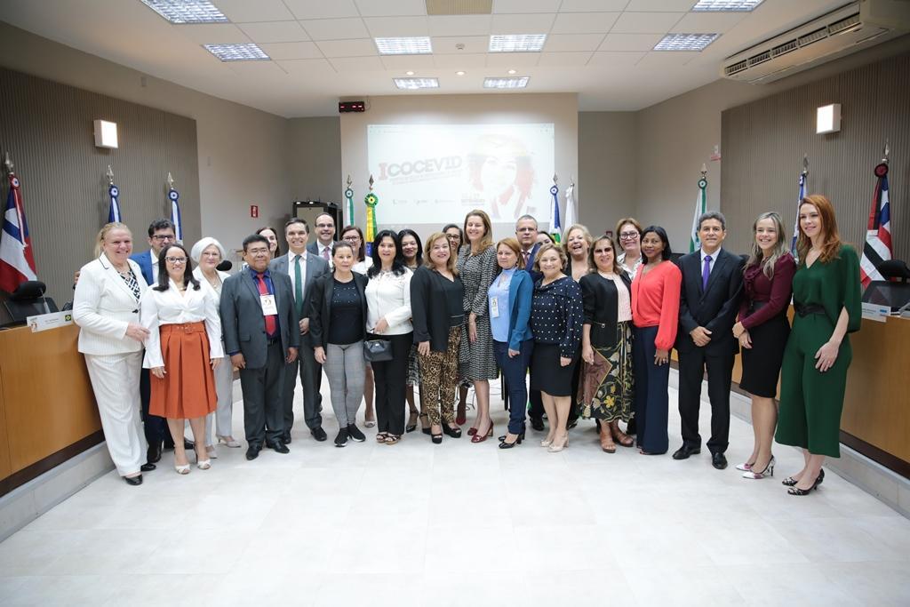 I Cocevid propõe ações para o enfrentamento da violência contra as mulheres