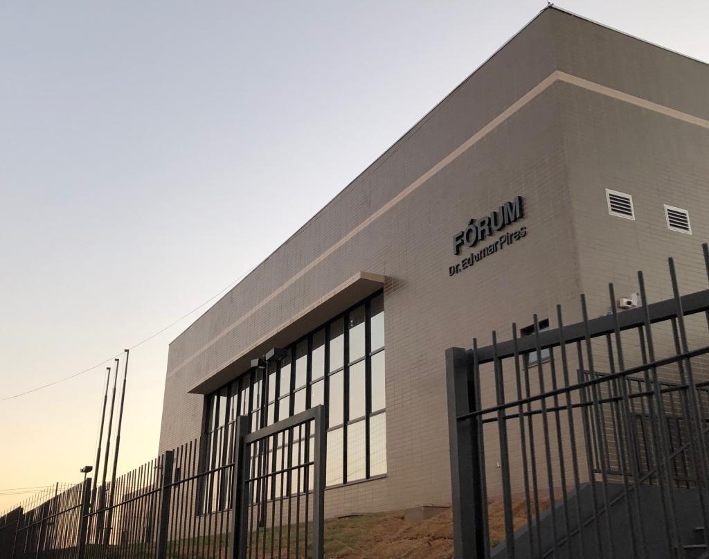TJPR inaugura novo Fórum de Matelândia