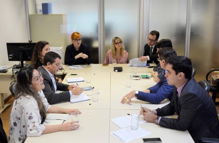 Representantes do CNJ visitam o Paraná e fazem propostas para melhorias das políticas de atenção a egressos