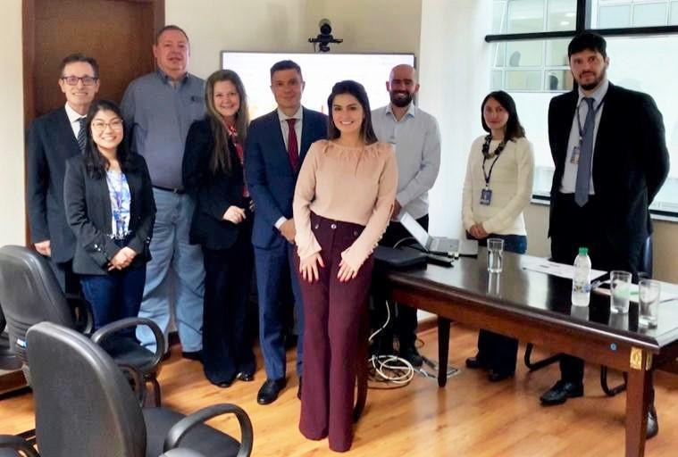 Comissão de Gestão Socioambiental do TJPR apresenta projeto para economia de energia
