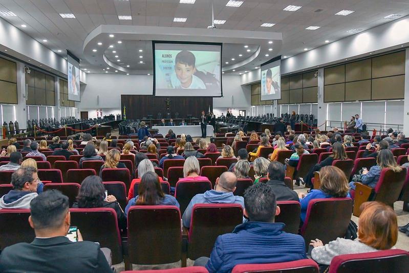 TJPR e Secretaria de Estado da Educação promovem Seminário Estadual sobre Escolas Colaborativas