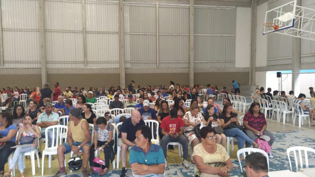 Poder Judiciário realiza 20 mil atendimentos durante evento em Paranaguá