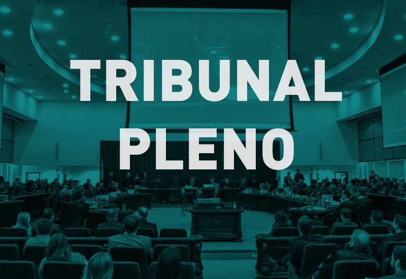 Tribunal Pleno elege Desembargador que irá atuar como membro substituto no TRE-PR