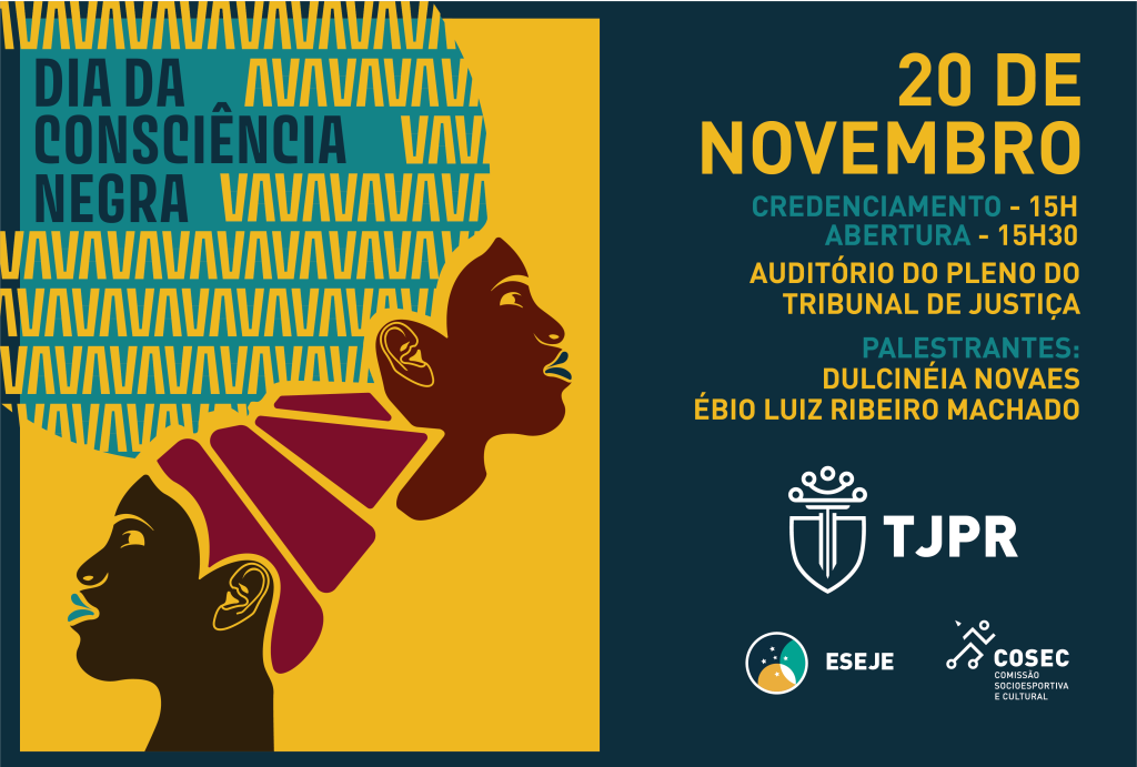 COSEC e ESEJE promovem palestra no dia 20 de novembro