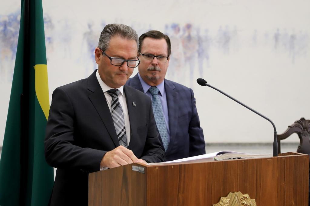 Desembargador Luiz Fernando Tomasi Keppen toma posse como Conselheiro do CNJ