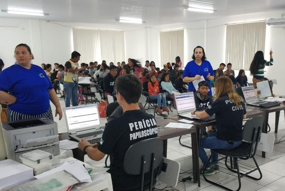 Quedas do Iguaçu participa do Programa Justiça no Bairro