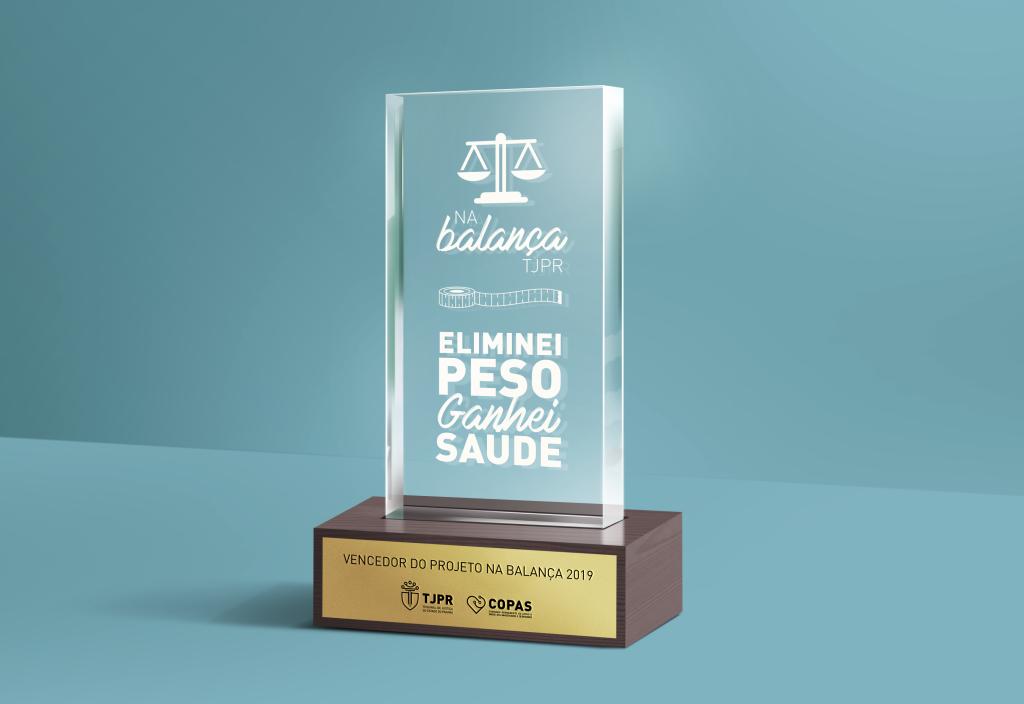 TJPR realiza premiação dos participantes da primeira edição do