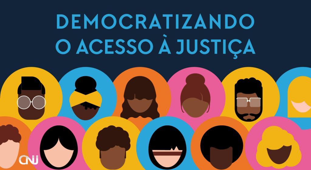 CNJ promove seminário sobre democratização do acesso à Justiça nesta quinta-feira (30/7)