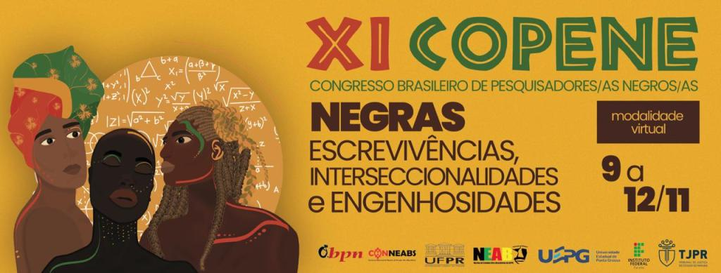 XI Congresso Brasileiro de Pesquisadores(as) Negros(as) tem o apoio do TJPR