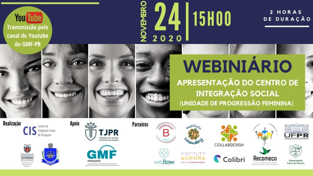 Inauguração do Centro de Integração Social (CIS) será nesta terça-feira (24/11)