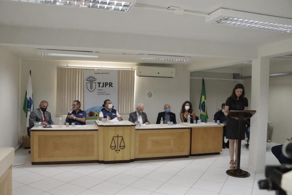 TJPR lança CEJUSC da Moradia Legal em Pontal do Paraná