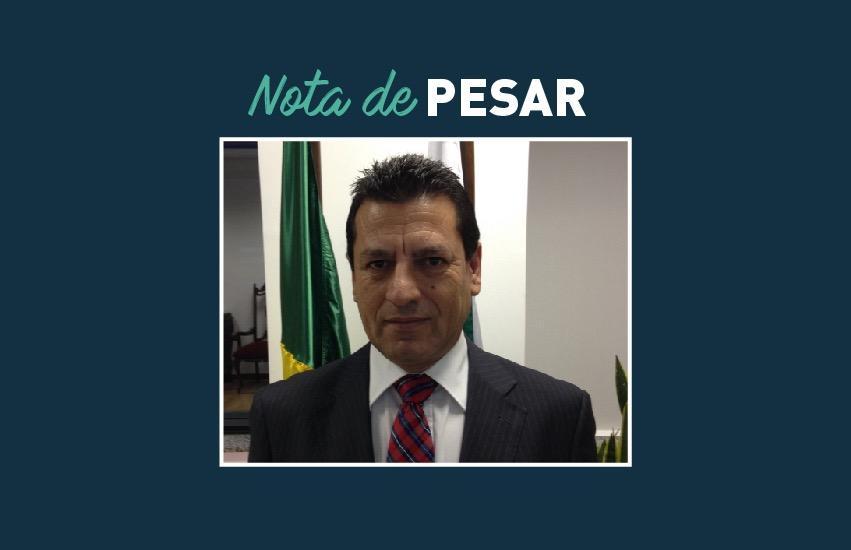 Nota de Pesar pelo falecimento do servidor José Alvacir Guimarães