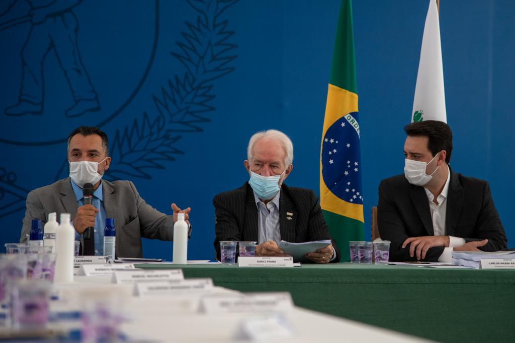 Tribunal de Justiça participa de lançamento de Pacote Social do Governo do Paraná